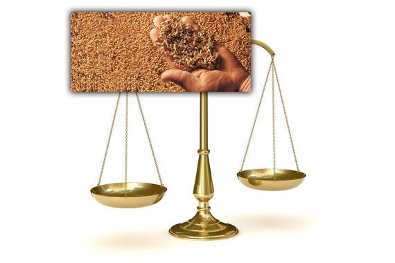 Notre grain, maintenant vendu au poids