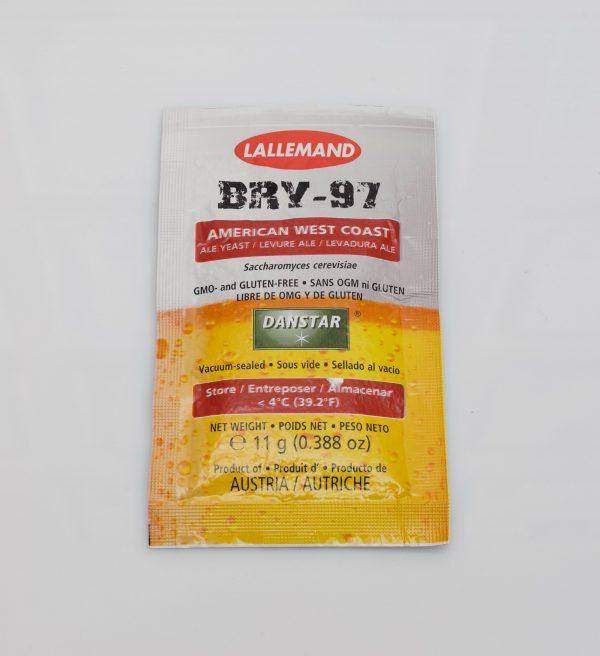 Levure sèche à bière Lallemand 11 g -BRY-97