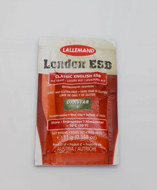 Levure sèche à bière Lallemand 11 g - London ESB