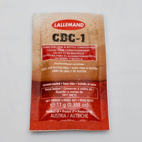 Levure sèche à bière Lallemand 11 g - CBC-1