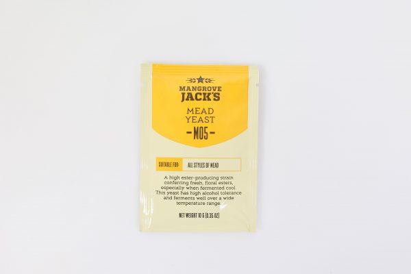 Levure sèche à hydromel Mangrove Jack's 10 g - M06 / Mead