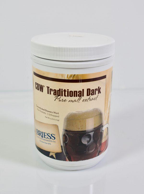 Malt liquide 1.5 kg - Dark, 30 L
