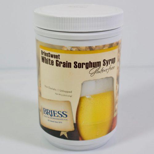 Malt liquide 1.5 kg - Sorghum, 3.0 L, obtenu de grains sans gluten