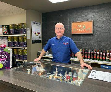 Guy Chiasson - La Boutique du Vin et l'Art de la bière