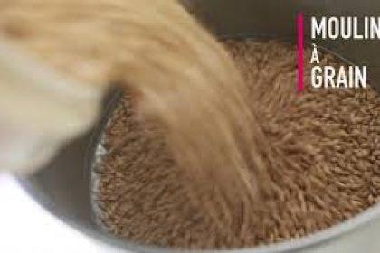 Moulin à grains
