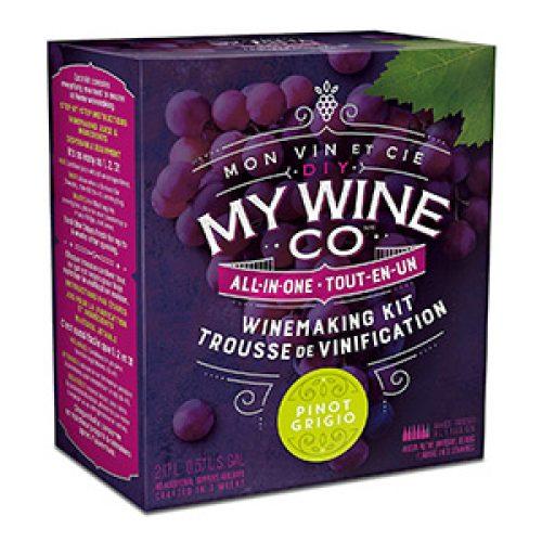 Trousses à vin 4L My Wine CO Blanc