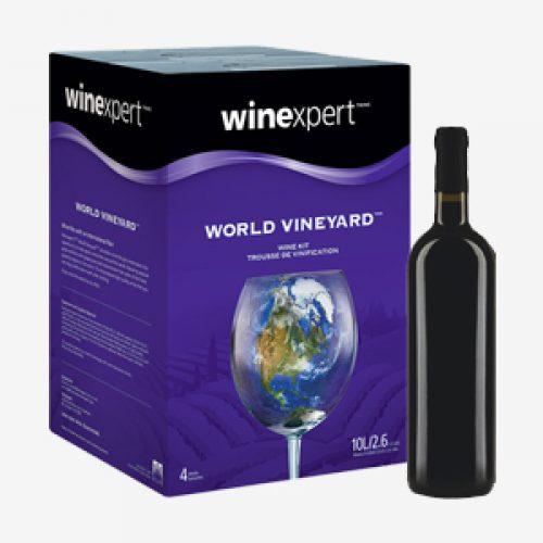 Trousses à vin World Vineyard Rouge